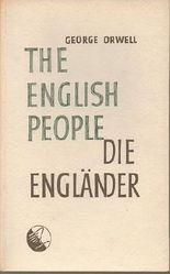 Die Engländer. The English people