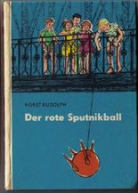 Der rote Sputnikball