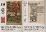 Geschichte der Buchillustration in Deutschland. Das 15. Jahrhundert. Textband/Bildband.