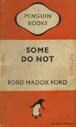 Some Do Not (Tietjens Series)