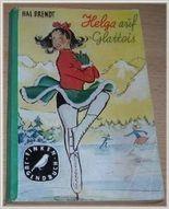 Helga auf Glatteis