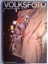 Volksfoto. Zeitung für Fotografie. Nr. 1-6. 1. Auflage.