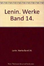 Lenin. Werke Band 14.