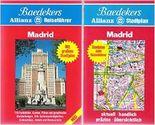 Madrid - Baedeker Allianz Reiseführer mit großem Stadtplan - mit 114 Farbildern, Karten, Pläne und graphische Darstellungen, alle Sehenswürdigkeiten, Einkaufstips, Hotels und Restaurants