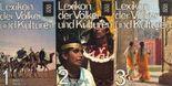 Lexikon der Völker und Kulturen in 3 Bänden, Abnaki-Hamiten, Haussa-Nuba, Nubier-Zulu - Alle 3 Bände