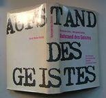 Aufstand des Geistes. Das Phänomen der französischen Literatur von Gide bis Camus. Aus dem Amerikanischen v. E. Cordes u. G. Eichel.