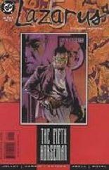 Lazarus Five Comic 2000 Issue #1 Jul