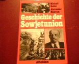 Geschichte der Sowjetunion. Bd. 1, 1914-1939