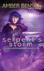 [Serpent's Storm]Serpent's Storm BY Benson, Amber(Author)Paperback