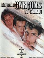 cinquante Garcons de Cadinot number 2 1989 French Gay Hardcore