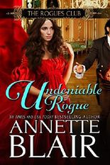 Undeniable Rogue (The Rogues Club Book 1)