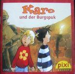 Karo und der Burgspuk PIXI Buch Nr. 1550 aus der PIXI Bücher Serie 172