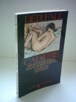 Xavier de Montigny: Der Fall Cadière - Ein Sittenskandal des 18. Jahrhunderts
