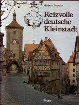 Reizvolle deutsche Kleinstadt