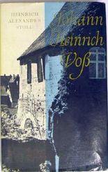 Johann Heinrich Voß; Roman eines Lebens; Band 1