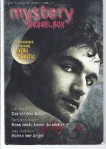 Mystery Gruselbox, Band 28. Der schöne Satan; Küss mich, bevor du stirbst; Bühne der Angst. (3 Romane in einem Band).