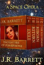 The Daughters of Persephone Boxed Set, A Space Opera