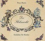 Der Flohmarkt, Gedichte für Kinder, Mit Illustrationen von Heidrun Hegewald,