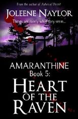 Heart of the Raven (Amaranthine Book 5)