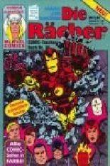 Die Rächer Comic-Taschenbuch 36, mit Iron-Man, Condor Marvel Comics . Condor präsentiert: Marvels große Superhelden .