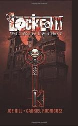 Locke & Key Volume 1: Welcome to Lovecraft HC (Locke & Key (Idw)) by Joe Hill illustrated Edition (2008)