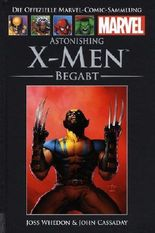Die offizielle Marvel- Comic- Sammlung: Astonishing X- Men - Begabt (2013, Hardcover, Hachette)
