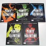 Dante Valentine - Dämonenjägerin 1-5 (Teufelsbraut - Höllenritt - Feuertaufe - Sündenpfuhl - Höllenschlund)