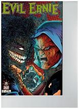 Chaos! Comics Evil Ernie Großband Comic mit Chrom-Cover # 2