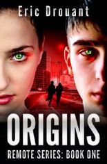 Origins: Psychic Unleashed (Paranormal Female Psychic Suspense Thrillers Book 1)