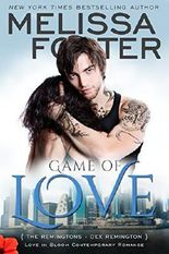 Game of Love (Love in Bloom: The Remingtons, Book One)