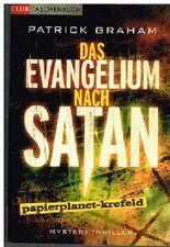 Das Evangelium nach Satan : Roman Mystery-Thriller, = L' évangile selon Satan, Club-Taschenbuch