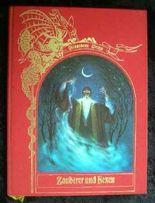 Verzauberte Welten: Zauberer und Hexen.