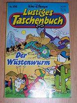 LTB Nr. 192 - Der Wüstenwurm  Walt Disney Lustiges Taschenbuch