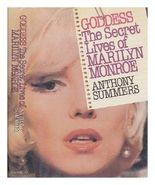 Goddess : the Secret Lives of Marilyn Monroe / Anthony Summers