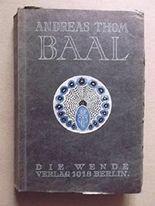 Ambros Maria Baal. Ein Roman der Lüge