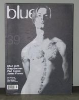 (Not Only) Blue Magazine: Issue No. 39, June, 2002