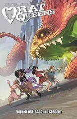 Rat Queens Volume 1: Sass & Sorcery TP by Wiebe, Kurtis J. (2014) Paperback