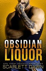 Obsidian Liquor (Lion Security Book 1)