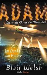 Im Dunkel von Harare (ADAM - Die letzte Chance der Menschheit 2) (Kindle Single)