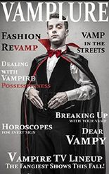 VAMPLURE: A Vampire Relationship Guide Magazine