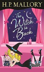 The Witch Is Back (Jolie Wilkins Book 4)