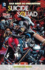 Suicide Squad Megaband #2 - Waffen des Bösen (2014, Panini) ***Der komplette Jahrgang auf 324 Seiten*** New 52
