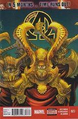 New Avengers (Vol 3) # 27 (Ref-819134439)
