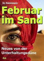 Februar im Sand: Neues von der Unterhaltungsdüne (German Edition)