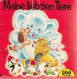 Meine liebsten Tiere - Ein Pixi-Buch 129 - Einzeltitel aus Pixi hat Geburtstag - 50 Pixi-Bücher aus 50 Jahren -
