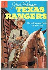 Texas Rangers. - Bd. 1. Die Schwarzen Reiter in der Falle,