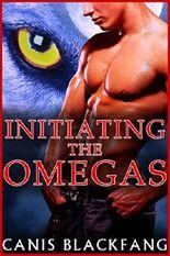 INITIATING the OMEGAS - MMM Shifter Mpreg Steamy Short Story Romance