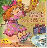 Loretta Lametta und die Weihnachtskekse - Ein Pixi-Buch 1709 - Einzeltitel aus Pixi-Serie W24 (aus Kassette)