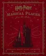 Harry Potter: Magical Places from the Films by Jody Revenson (8-May-2015) Hardcover