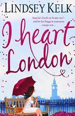 I Heart London by Lindsey Kelk (7-Jun-2012) Paperback